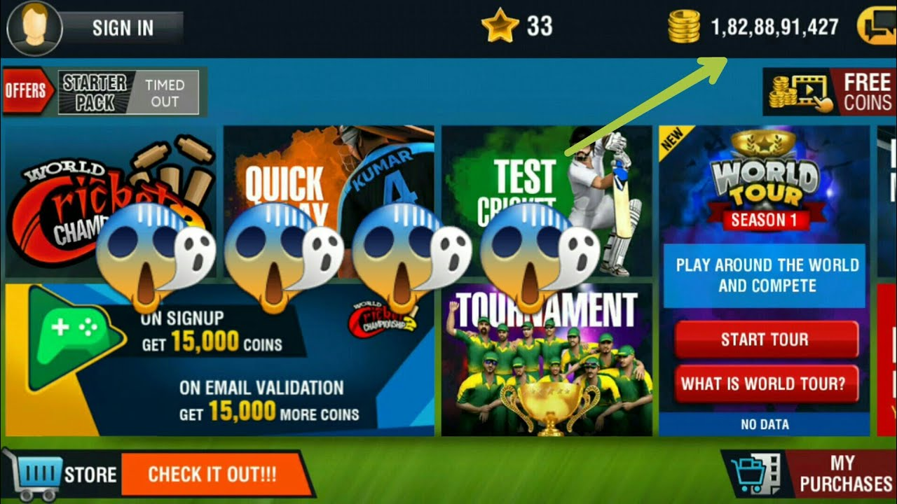 Wcc2 hack v2.7 APK+OBB FREE DOWNLOAD  #Smartphone #Android