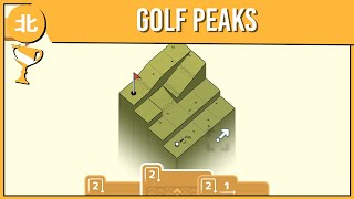 I Finally Found It - A Golf Puzzler | Golf Peaks (Northernlion Tries) screenshot 2