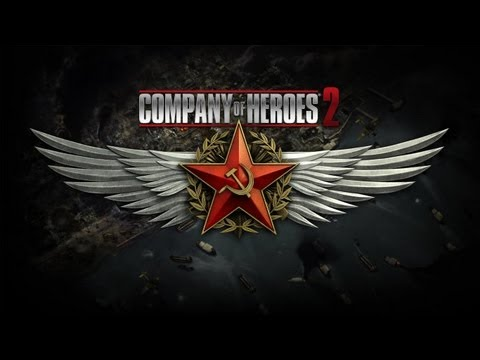 Company of Heroes 2 & Setup + Patch + Skirmish and Theater Offline Crack