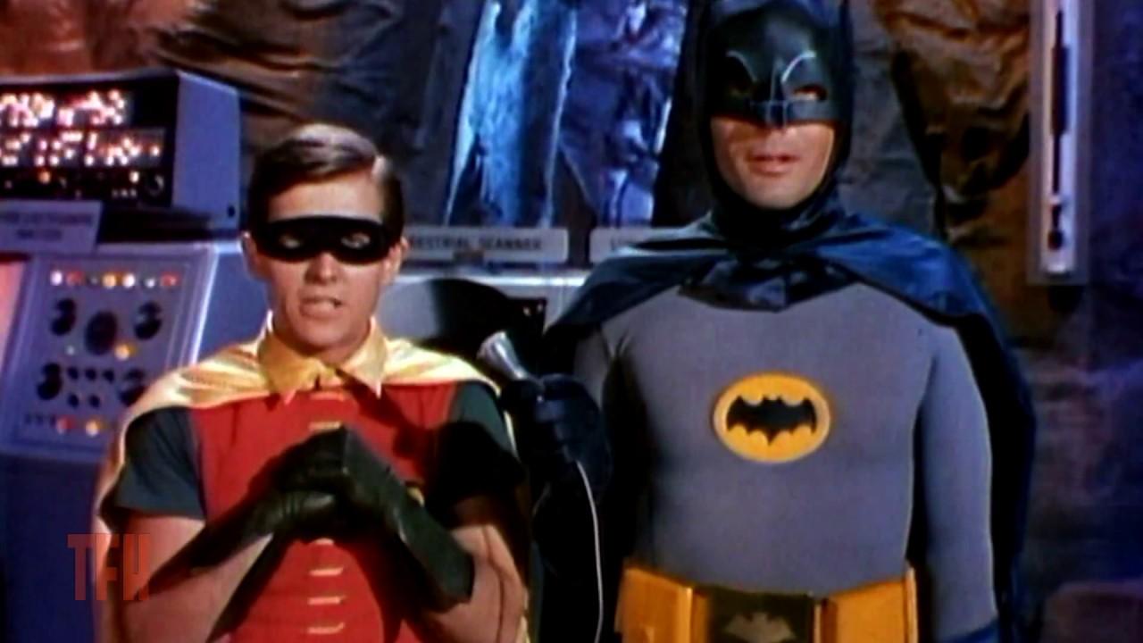 Josh Olson on BATMAN (1966)