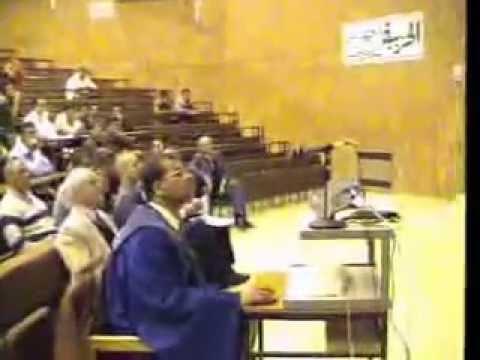 Libyan 1st Geology MSc Degree – 2006- للتاريخ البرقاوي:أول شهادة ماجستير ليبية تمنح في الجيولوجيا