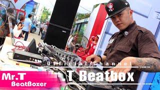 [Mr.T Beatbox]-Cover Twerk It Like Miley (Brandon Beal )