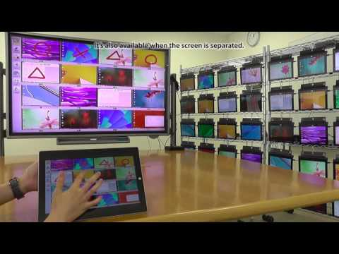 Silex SX Virtual Link Display for Education