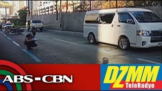 DZMM TeleRadyo: Trader in EDSA shooting faced bouncing check raps, filed grave threat complaint