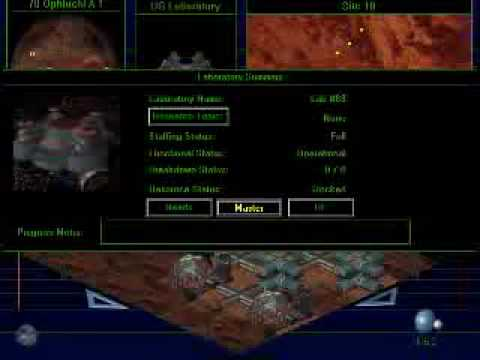 ie 4 pc game review outpost 1994 youtube