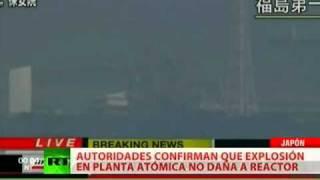 Se produce una nueva explosión en la estación nuclear Fukushima