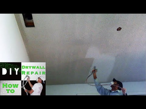 How To Clean A Popcorn Ceiling Without Water Or Cleaning Products