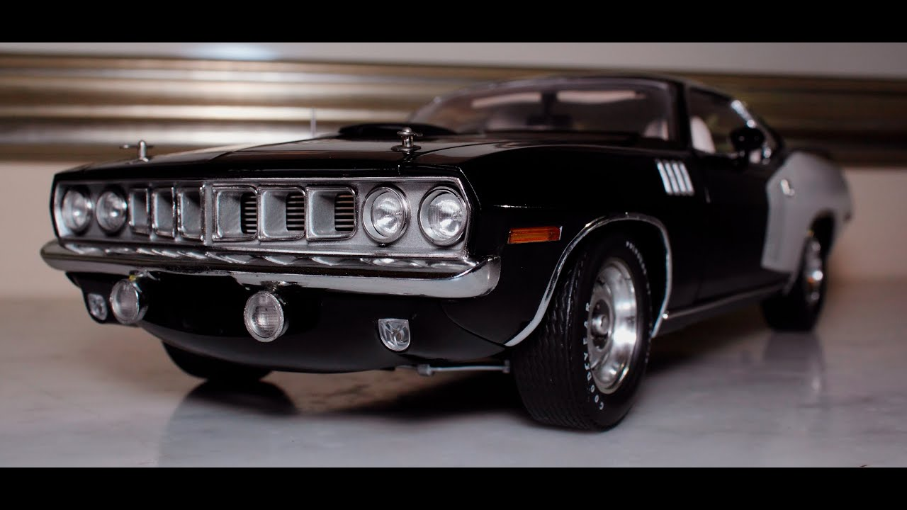 1971 Plymouth Cuda 440 Six Pack - FCaminhaGarage - YouTube