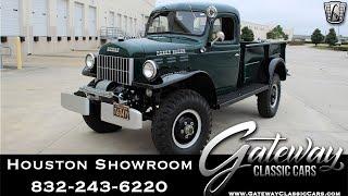 1952 Dodge Power Wagon For Sal…