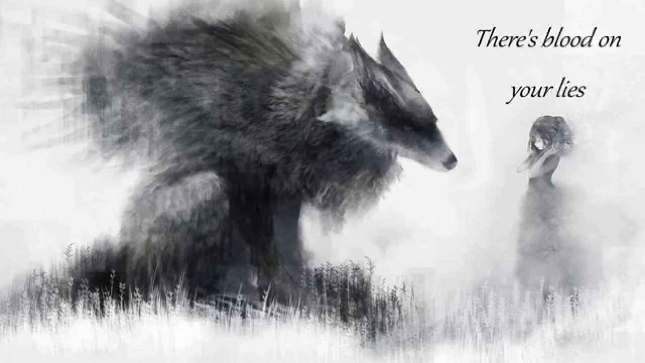 Nightcore Running With The Wolves Lyrics Youtube