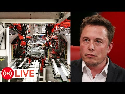 Tesla Model 3 Bottlenecks and Puerto Rico Aid Delay Semi-Truck Unveil - Teslanomics LIVE Oct 9 2017