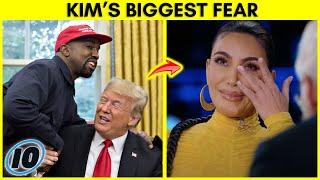 Kim Kardashian Reveals Her Biggest Fear