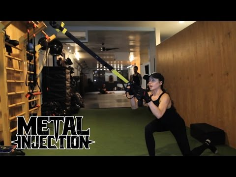 ONCE HUMAN's 10 Fitness Tips for Metalheads | Metal Injection