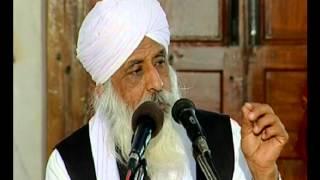 Mahant Baba Kahan Singh Ji - Gur Nanak Ki Wadeyaee - 1 (Live Recording)