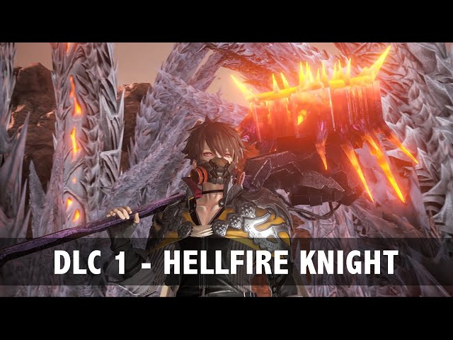 CODE VEIN - DLC 1 - Hellfire Knight