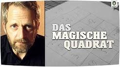 Das Magische Quadrat + Variante | Auflösung, Tutorial