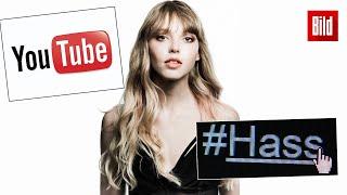 Lina Larissa Strahl über Hasskommentare und Mobbing