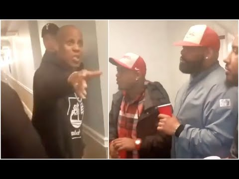 Louie Cruz - VIDEO: DMX Shares Biblical Advice With Dudes in Hotel Hallway