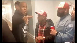 DMX Gives Advice To Goons After Running Up On Him Backstage