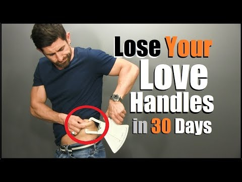 Lose Your Love Handles (FASTER)! 6 LOW BACK FAT LOSS TIPS