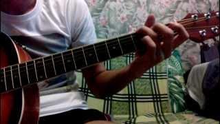 The Beatles - Yesterday на гитаре (+табы)