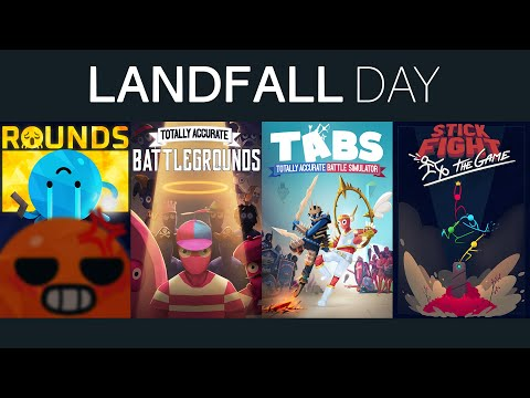 LANDFALL DAY 2021 - 4 RELEASES IN ONE DAY!?