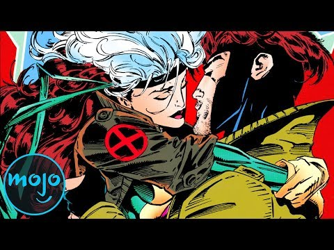 Top 10 Couples in Marvel Comics