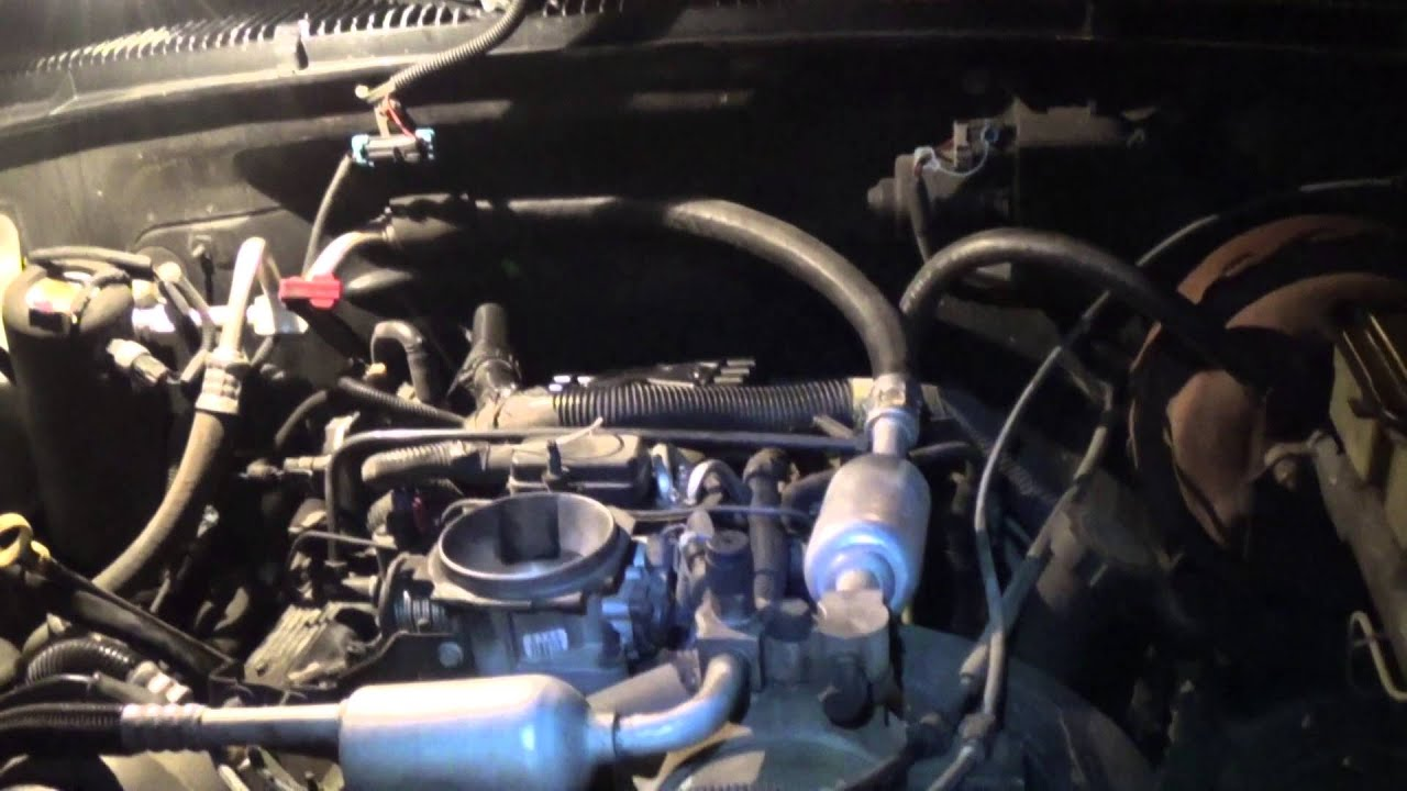 P1345 CHEVROLET Crankshaft Position-Camshaft Position