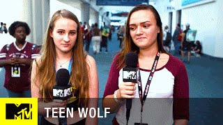 Teen Wolf Fans React to Final Season Announcement | Comic Con 2016 | MTV