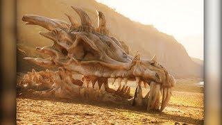 Estas Imágenes de la NASA Confirmarían la Existencia de Dinosaurios en MARTE thumbnail