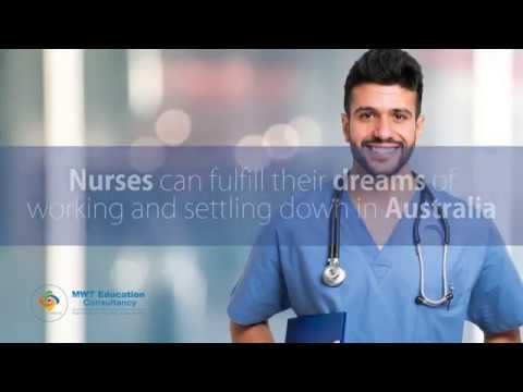 How Can You Become A Registered Nurse In Australia?