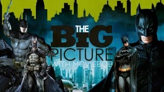 ENOUGH WITH THE BATMAN ALREADY (The Big Picture)