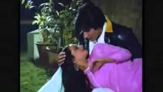 Neela Aasman So Gaya - Silsila - Lata & Amitabh Bachchan