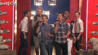 Mainstreet in openingslied - ALL YOU NEED IS LOVE