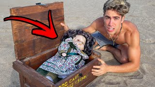 WE FIND A POSSESSED DOLL INSIDE THE MYSTERIOUS BOX