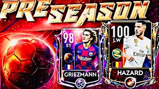 I PULLED HIGHEST PRE SEASON MASTER ! Greatest Pre Season Bundle Packs opening in fifa Mobile 19