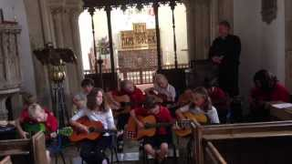 Baixar North Cerney Primary Leaver Service Guitar Performance LetsPlayGuitar