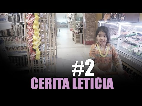 BELAJAR BELANJA DI LOKA | #CeritaLeticia - 2