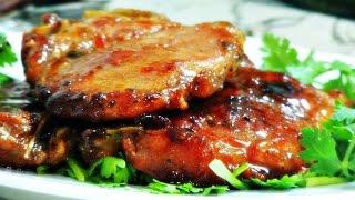 Món Ăn Ngon - SƯỜN RAM siêu ngon, Cơm sườn heo