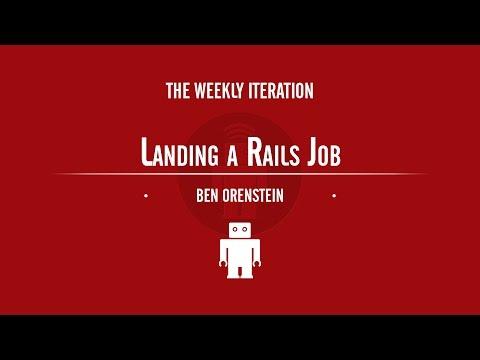Landing a Rails Job