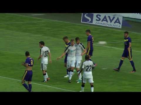NK MARIBOR - FC KRASNODAR 0:2 (0:1)
