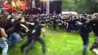Essen Werden Open Air 2007 - Butterfly Coma