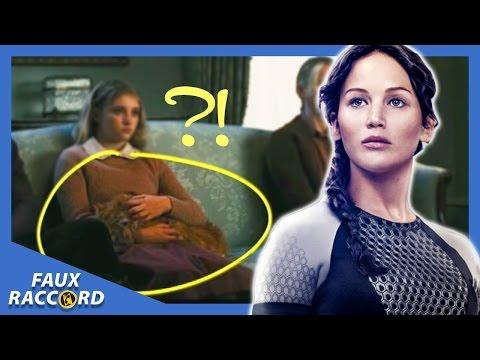 Faux Raccord  Les plus grosses gaffes de Hunger Games ! Allociné