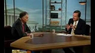 Ralph Nader on Israel-Palestine, Barack Obama, John McCain