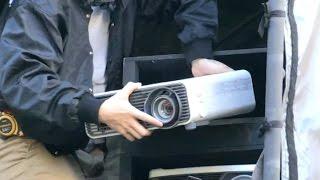 ラ チッタデラ イルミネーション噴水マッピングショー【キヤノン公式】