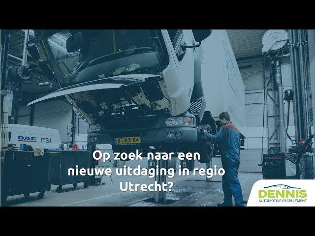 Vrachtwagenmonteur vacature bij TB Truck & Trailer Service in Utrecht | #1534