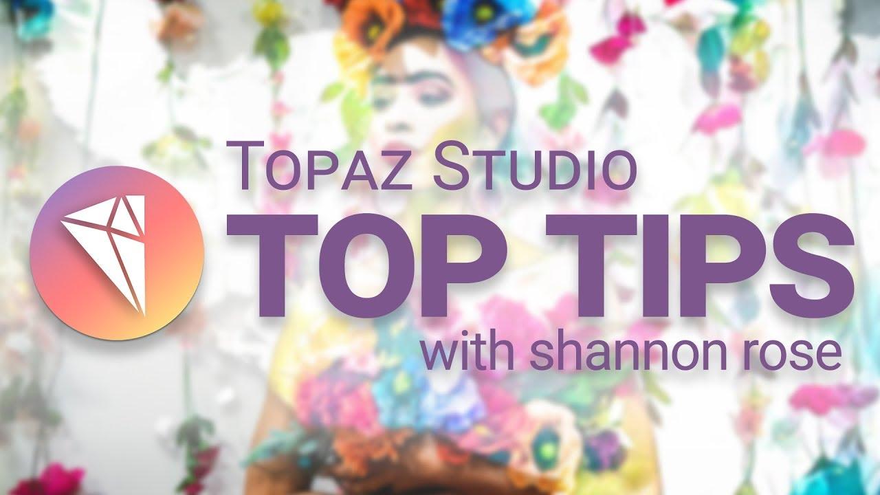 Topaz Studio Top Tips - Using the AI ReMix Adjustment