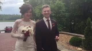Свадьба Ивана и Юлии 4.06.16. Ведущий Владимир Певцов