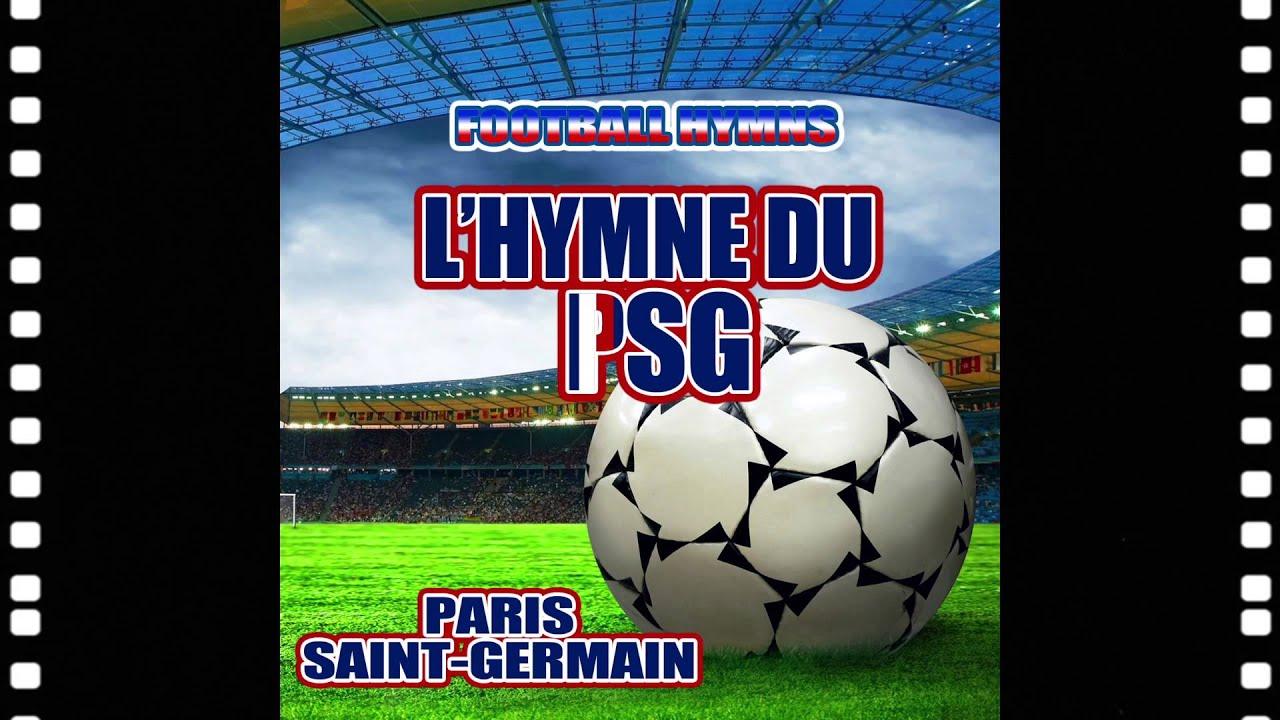 himne paris sait germain l 39 hymne du psg football hymns youtube. Black Bedroom Furniture Sets. Home Design Ideas