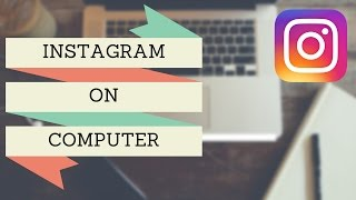 Upload Pictures And Videos to Instagram From Computer [HINDI]